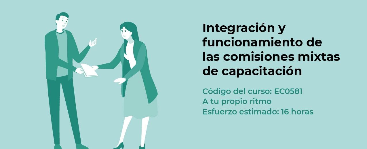 Integración y Funcionamiento de las Comisiones Mixtas de Capacitación